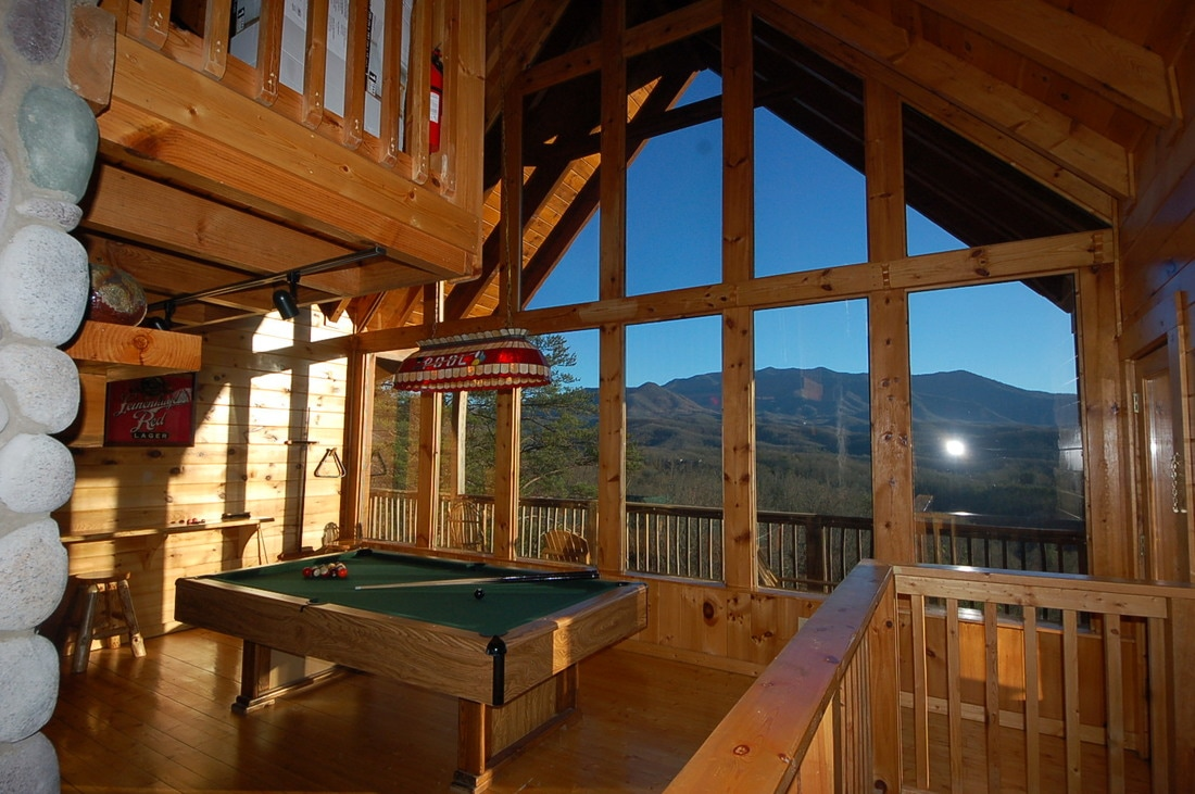 pigeon rentals cabin in tennessee with dreams cabins chalet forge luxury rental bedroom a tn of